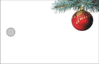 0018l Kerstlabel Met On Line Ontwerpen 0018l Kerstlabel