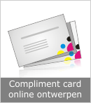 Upload uw with compliment cards
